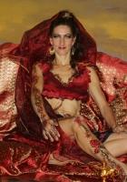Hennamalerei Arabica Berlin  - Radha Body Arts - Ramona Bhandal