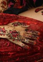 Tattoolack-Effektfarbenmix Theaterfarbe