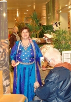 Karstadt - Radha Body Arts - Ramona Bhandal
