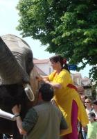India Festival Hennamalerei Ramona Bhandal