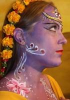 Hennamalerei Berlin  - Radha Body Arts - Ramona Bhandal